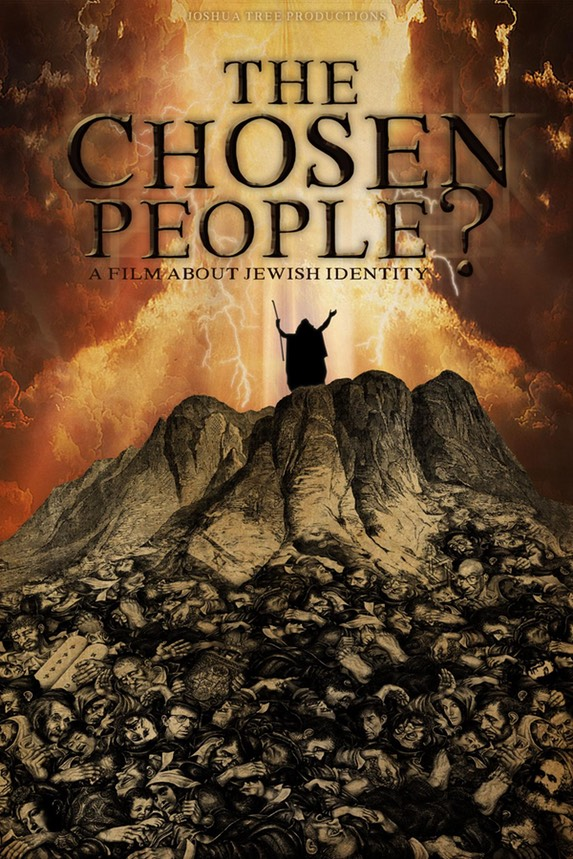 """The Chosen People? A Film about Jewish Identity"" cover image"